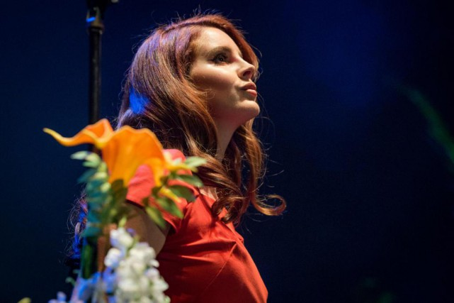 Lana Del Rey... (Photo Christopher Polk, Archives Agence France-Presse)