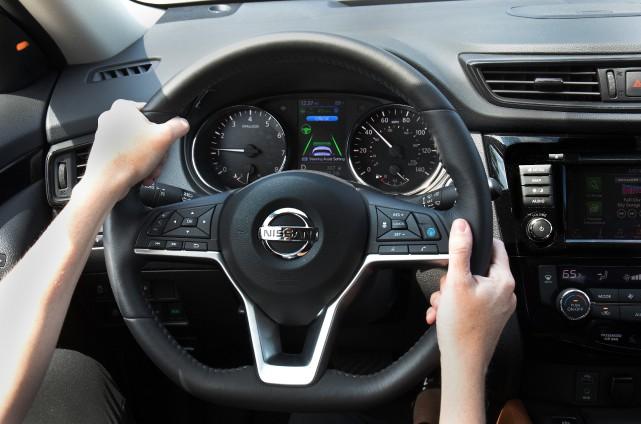 Nissan Rogue 2018 - crédit: Nissan...
