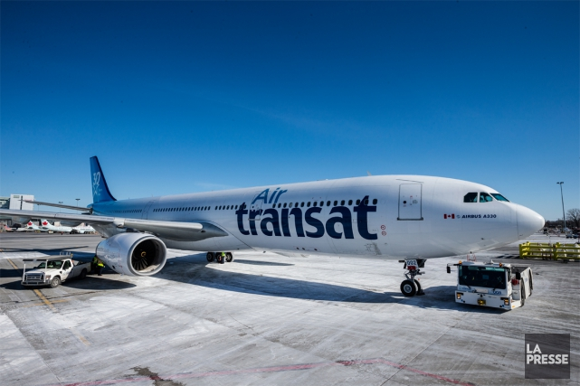 Chez Air Transat, les classes de tarifs Éco... (PHOTO EDOUARD PLANTE-FRÉCHETTE, ARCHIVES LA PRESSE)