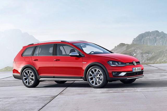La SportWagon de Volkswagen.... (Photo : Volkswagen)