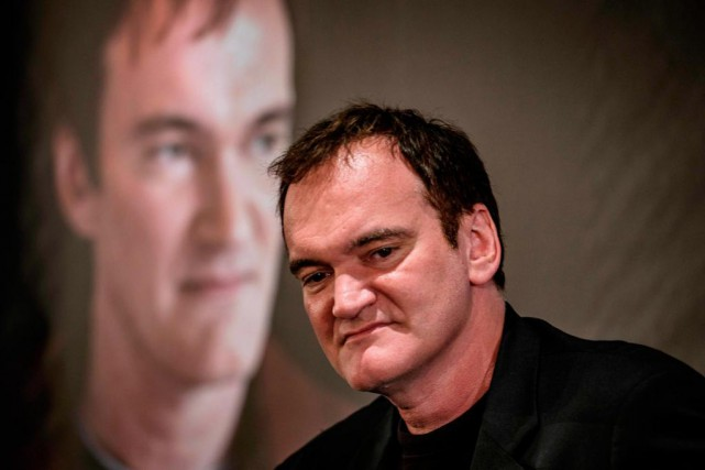 Quentin Tarantino... (PHOTO JEFF PACHOUD, ARCHIVES AGENCE FRANCE-PRESSE)