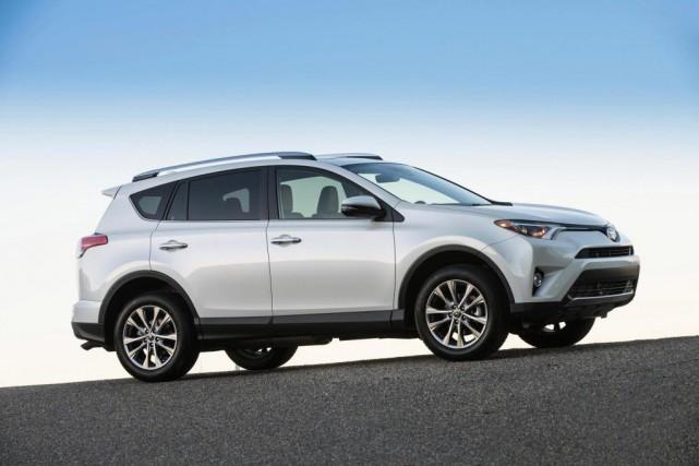 Toyota trône au sommet du palmarès desconstructeurs automobiles... (PhotoDavid Dewhurst, Associated Press)