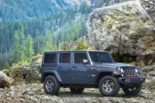 Le Jeep Wrangler 2018... (Photo Jeep )