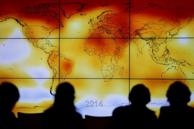 Les changements climatiques rendent déjà les gens malades, même au Canada,... (PHOTO ARCHIVES REUTERS)