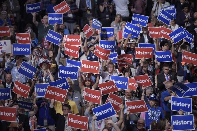 À environ 1100 jours de la prochaine élection... (Photo Brendan Smialowski, AFP)