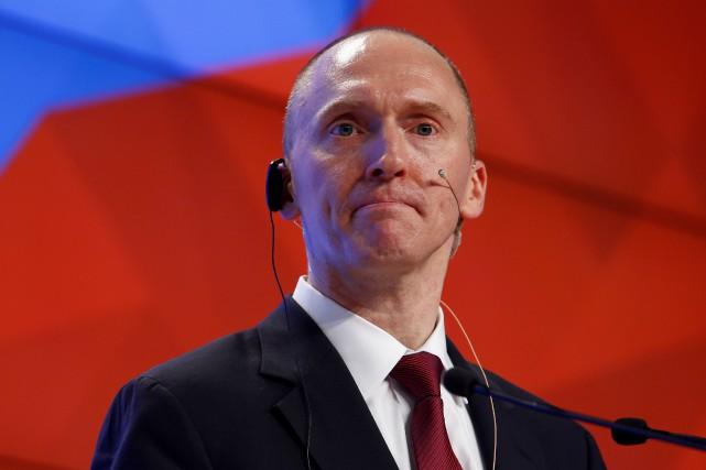 L'ex-conseiller à la campagne présidentielle de Donald Trump,... (Photo Sergei Karpukhin, archives REUTERS)