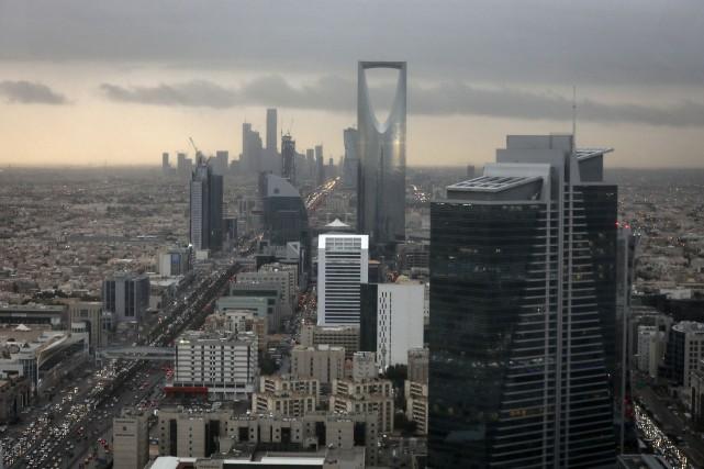 Le missile a été détruit avant d'atteindre Riyad... (Photo Simon Dawson, archives Bloomberg)