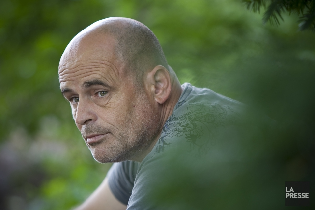 Il y a deux ans, Rudy Caya (vu... (Photo André Pichette, Archives La Presse)