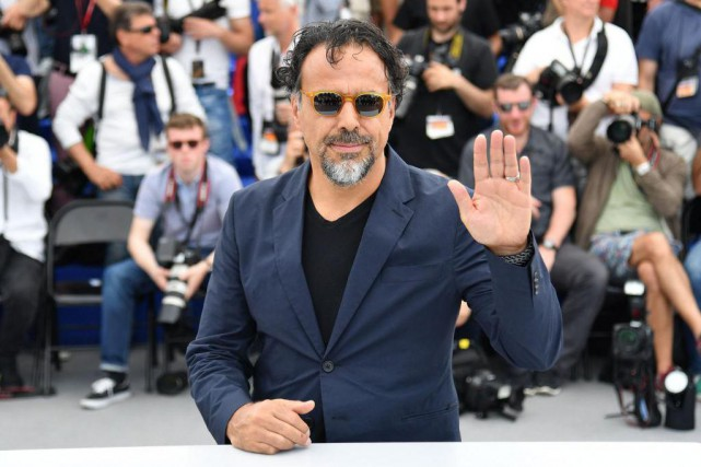 Alejandro Gonzalez Iñárritu... (PHOTO ALBERTO PIZZOLI, ARCHIVES AGENCE FRANCE-PRESSE)