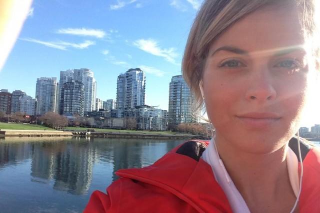 La mannequin québécoise Julie Ferland a été choisie... (Photo fournie par Julie Ferland)