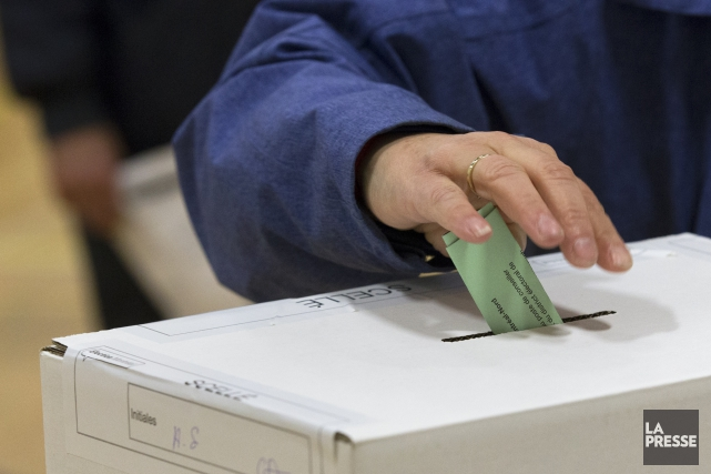 Surpris, déçus ou heureux du résultat des élections? Faites-nous parvenir vos... (Photo Robert Skinner, La Presse)