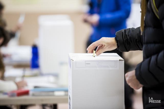 Aux élections municipales de 2013, le taux de... (PHOTO ÉDOUARD PLANTE-FRÉCHETTE, LA PRESSE)