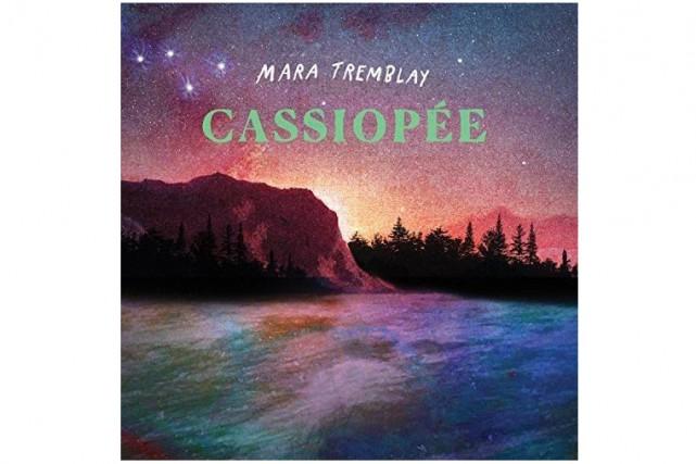 Cassiopée,de Mara Tremblay... (Image fournie par Audiogram)