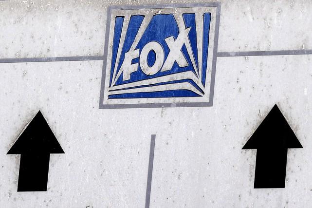 Le logo dugroupe21st Century Fox à leurs bureaux... (PHOTO LUCY NICHOLSON, REUTERS)