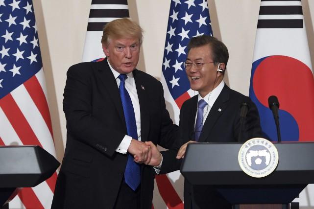 Allié stratégique des États-Unis et accueillant sur son... (AP)
