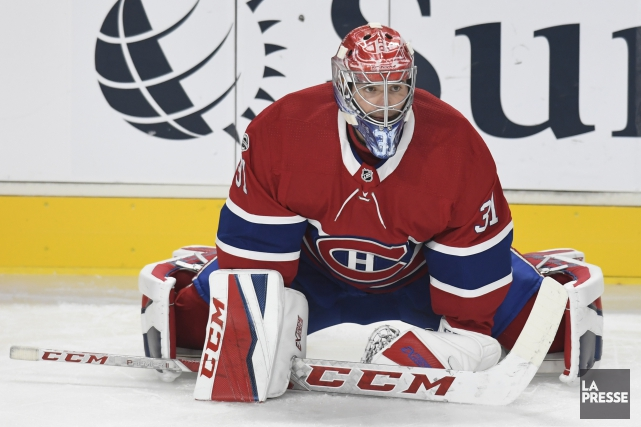 Carey Price a subi des tests hier et Claude... (Photo Bernard Brault, archives La Presse)