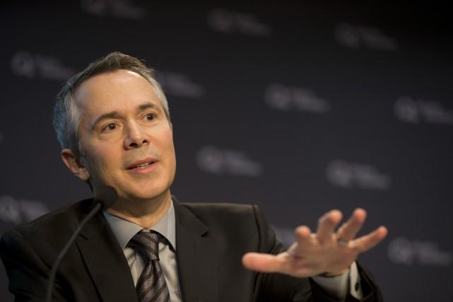 Nommé à la tête d'Hydro-Québec en avril 2005... (La Presse)