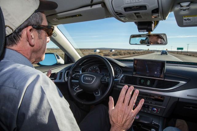 Les personnes âgées souhaitent continuer à conduire durant... (Photo : Motortrend)