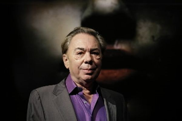 Andrew Lloyd Webber... (Photo archives AP)