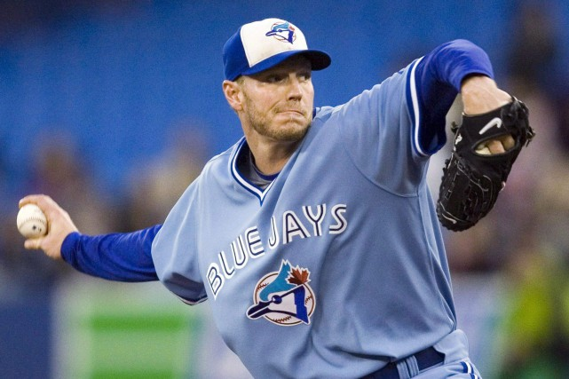 Roy Halladay... (Photo Fred Thornhill, archives PC)
