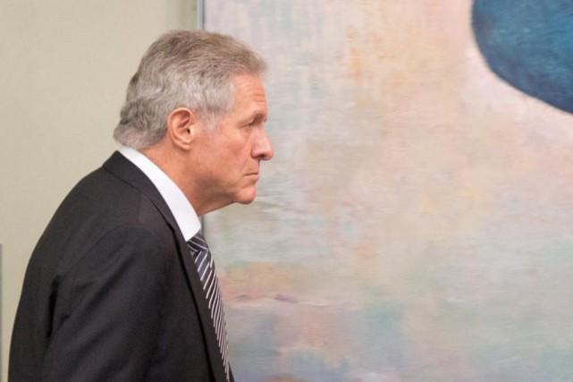 Tony Accurso fait face à cinq chefs d'accusation... (photo david boily, archives la presse)