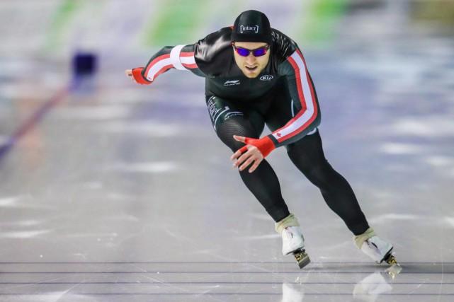 Laurent Dubreuila terminé neuvième au classement cumulatif de... (PhotoSergei Belski, archives USA TODAY Sports)