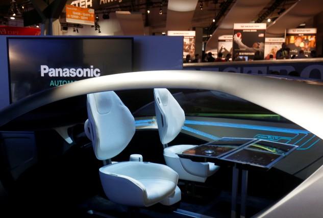 L'intérieur de votre prochaine voiture pourrait avoir l'air... (photo REUTERS)