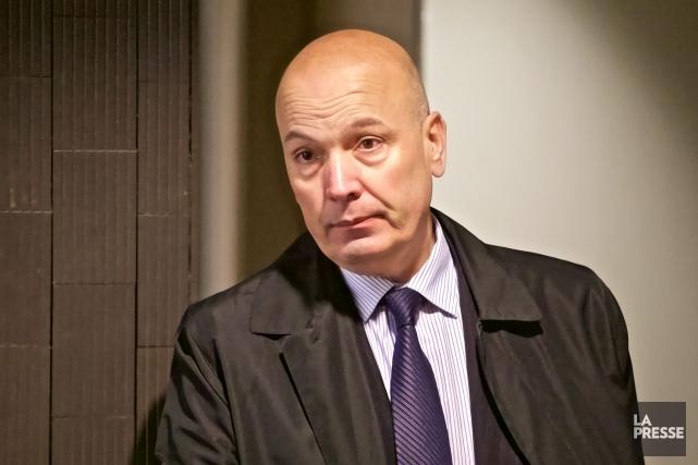 L'ancien président du comité exécutif de Montréal, Frank... (Photo André Pichette, La Presse)