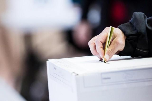 Le taux de participation aux élections municipales de... (Photo Edouard Plante-Fréchette, La Presse)