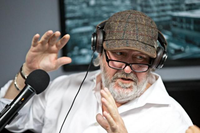 Le réalisateur Sylvain Archambault... (Photo Patrick Sanfaçon, Archives La Presse)