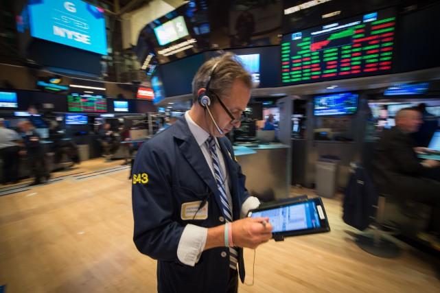 «Le marché est monté si fortement récemment que... (AFP)