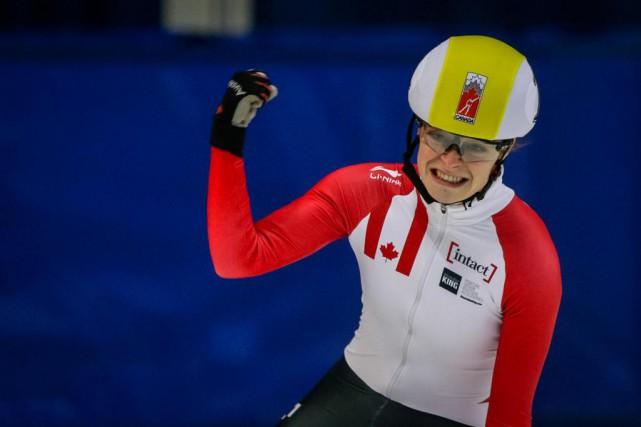 Kim Boutin participera à trois épreuves aux Jeux... (Photo Olivier Jean, Archives La Presse)