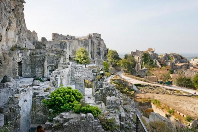 Les Baux-de-Provence doivent leur renommée à leur immense... (Photo David Boily, La Presse)