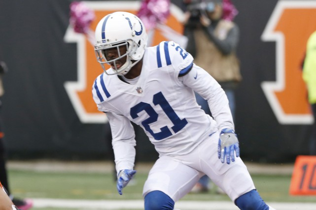 Vontae Davis... (Photo David Kohl, USA TODAY Sports)