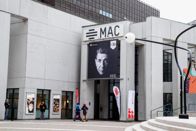 Le Musée d'art contemporain consacre une exposition à... (Photo AlainRoberge, La Presse)