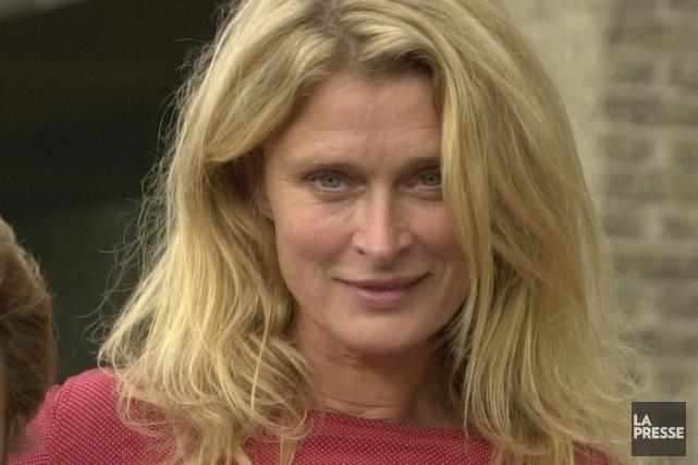 La comédienne Lena Endre... (Photo Robert Skinner, archives La Presse)