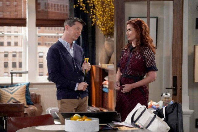 Will & Grace... (Photo fournie par NBC)