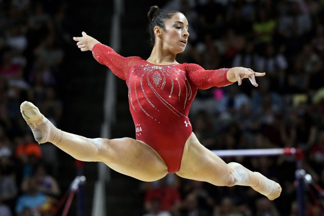 La gymnaste américaine Aly Raisman a remporté six médailles... (Photo archives USA Today Sports)