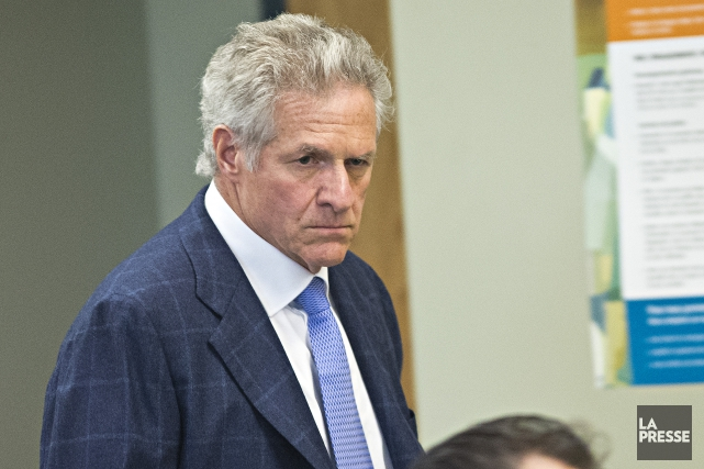 Tony Accurso est accusé de fraude, corruption, abus de... (Photo Patrick Sanfaçon, archives La Presse)