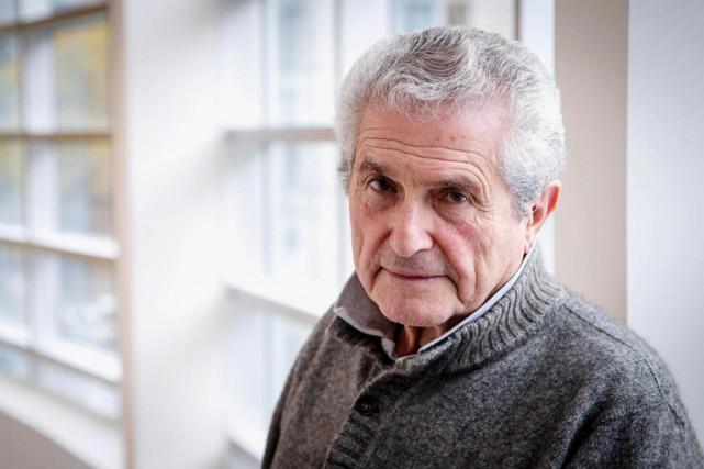 Le cinéaste français Claude Lelouch estl'invité d'honneur du... (PHOTO ALAIN ROBERGE, LA PRESSE)