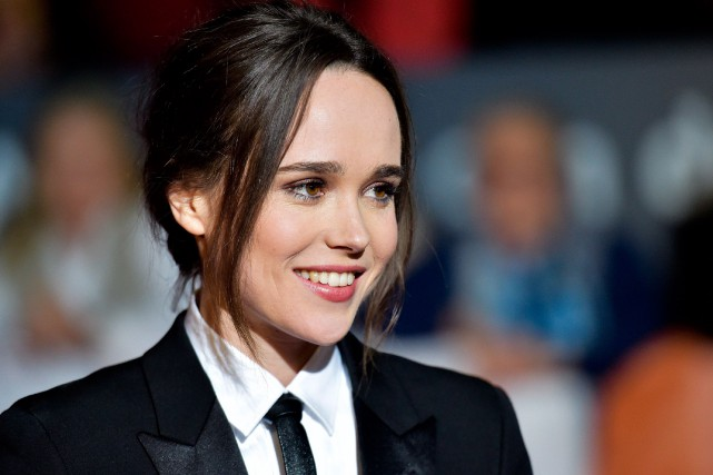 Ellen Page... (PHOTO ARCHIVES LA PRESSE CANADIENNE)