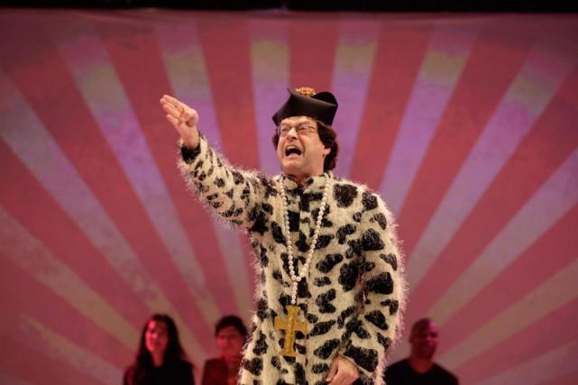 Le Wild West Show de Gabriel Dumontmet notamment... (photoJonathan Lorange, fournie par la production)