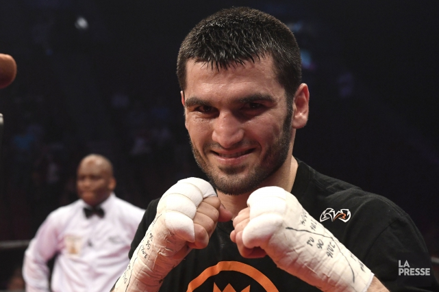 Artur Beterbiev... (Photo archives La Presse)