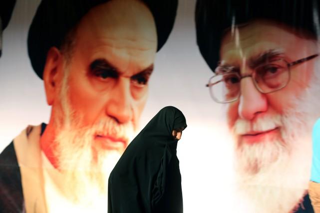 «Les violations commises par l'Iran dans la région... (AFP)