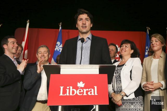 Le premier ministre Justin Trudeau a promis des... (PHOTO ROBERT SKINNER, archives LA PRESSE)