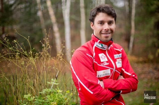 Alex Harvey est cinq fois médaillé aux Mondiaux... (Photo David Boily, La Presse)