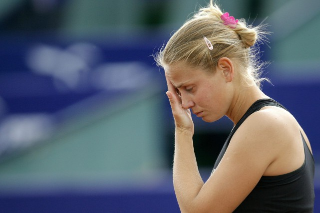 Jelena Dokic... (Photo Vadim Ghirda, archives AP)