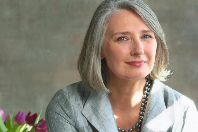 Louise Penny... (Photo Sigrid Estrada, archives la presse canadienne)