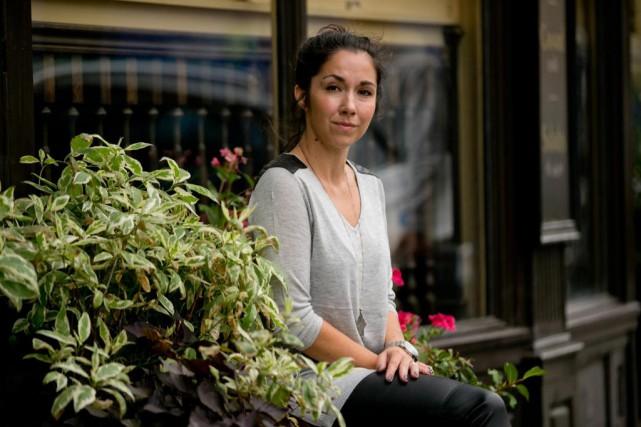 Sophie Bienvenu... (PHOTO DAVID BOILY, ARCHIVES LA PRESSE)