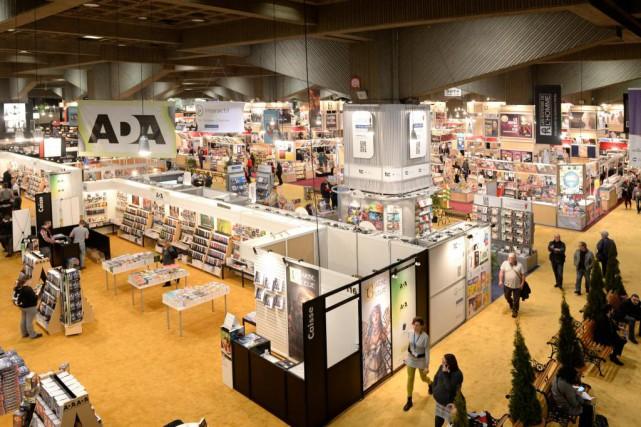 Six itinéraires thématiques sont proposés au Salon du... (Photo Bernard Brault, archives La Presse)
